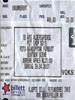 Pet Shop Boys concert ticket